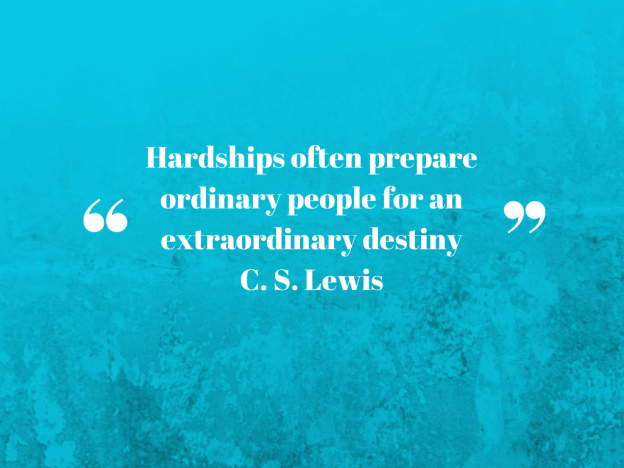 cs lewis quote blue